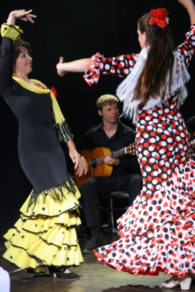 flamenco-oriental